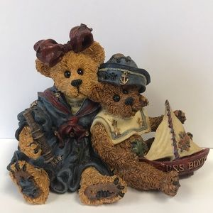 Vintage Boyds Bears & Friends - Elvira n Chauncey